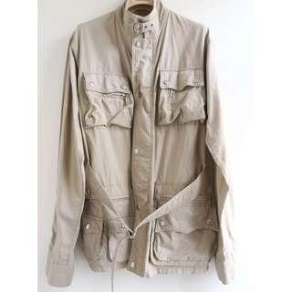 TOTEM by SEIBU safari military multi-pocket jacket 獵裝外套