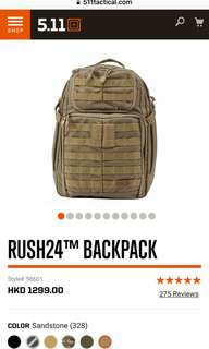 RUSH24™ BACKPACK 99%new