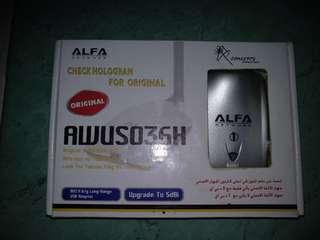 ALFA USB Wi-Fi Receiver