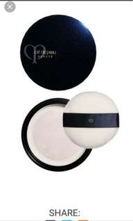 Cle De Peau Translucent Loose Powder with Case