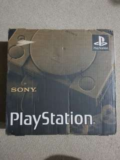 PS1 gaming package