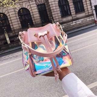 Holographic Sling Bag