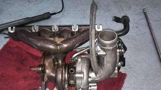 AUDI VW K04 Turbo MK6 MK5 A4 A5 Q5