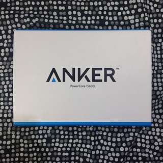 ANKER POWERBANK 15600mAh