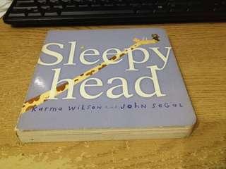 Board book for bedtime