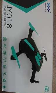 JY018 Pocket Drone 航拍機