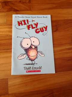 Fly guy storybook