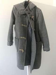 Uniqlo duffle coat
