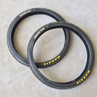 "Maxxis DHF/ DHR 26"" Tires"