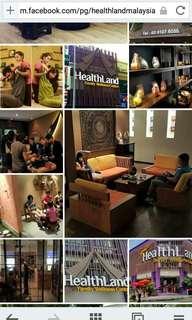 Lowongan kerja ke Malaysia terapis spa Healthland