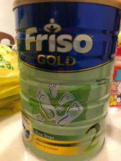 Friso Stage 2