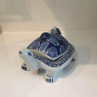 keramik kura kura