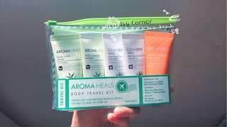 Aroma heals Body Travel Kit