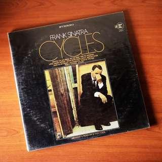 Frank Sinatra - Cycles (Plaka / LP Record / Vinyl)