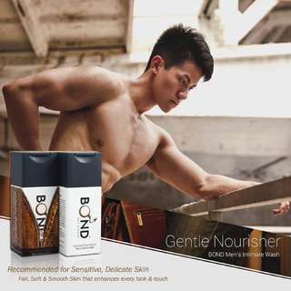 Gentle Nourisher Men's Intimate Wash