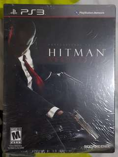 PS3 Hitman Absolution Professional Edition