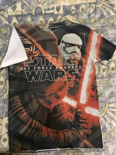 Star Wars Tshirt (The force awakens)