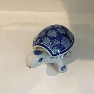 keramik kura kura kecil