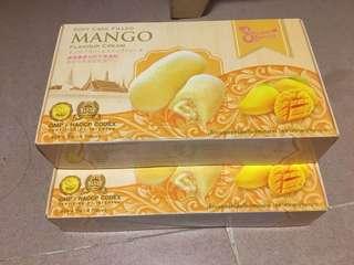 泰國-芒果蛋糕