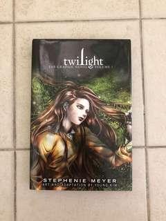 Twilight the graphic novel volume 1