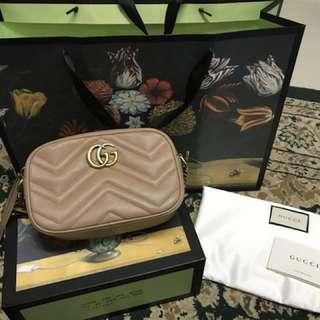 Gucci Marmont Mini 100% Authentic