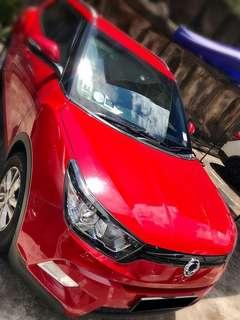 Ssangyong Tivoli 1.6 Petrol Auto