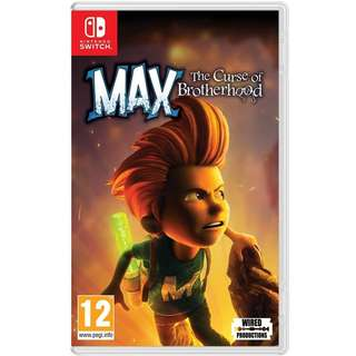 Max : The Curse of Brotherhood (Nintendo Switch)
