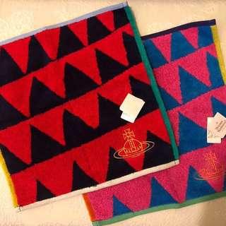 Vivienne Westwood毛巾