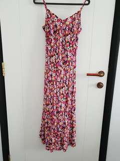 New Look Floral Maxi Dress