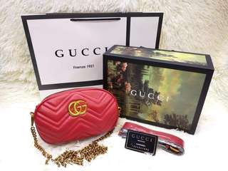 Gucci 2-way Sling &Belt bag (free shipping)
