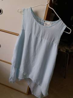 Lady top for Summer wear..by Key Soul size M