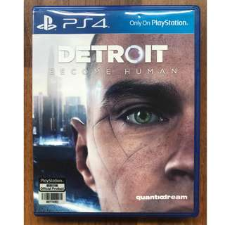 Ps4: Detroit Become Human [R3]