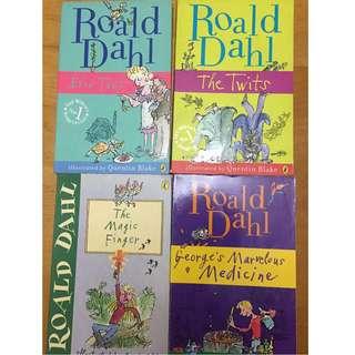 book - roald dahl $10 for 1