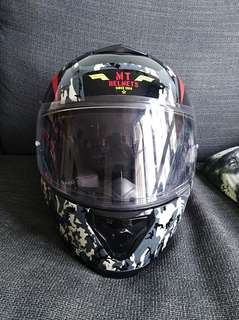 Full Face Helmet - MT