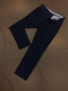 Chino HnM Navy size 31