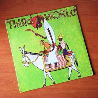 Third World [Jamaican Reggae Band] (Plaka / LP Record / Vinyl)