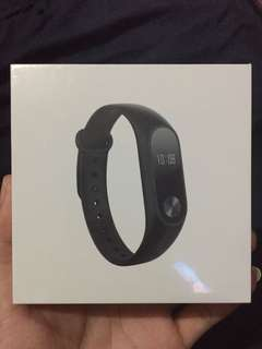 Xiaomi Mi Band 2 Original masih segel