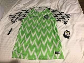 Nigeria 2018 World Cup Jersey