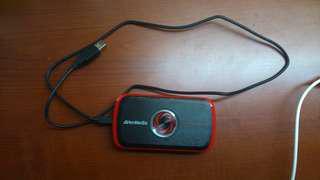 AVerMedia Live Gamer Portable (C875) 圓剛易錄盒C875