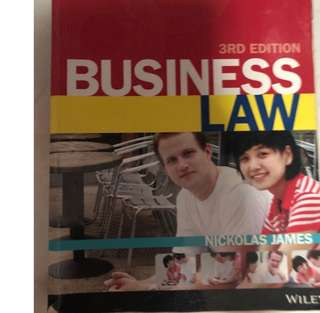 RMIT COMMERCIAL LAW (LAW2446)