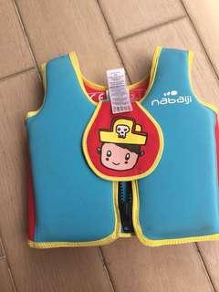 Nabaiji decathlon swimvest Swimming jacket floaters for kids