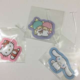 Sanrio Hello Kitty / Little Twin Stars / Cinnamoroll 禮物貼紙
