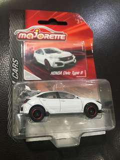 MAJORETTE  HONDA CIVIC Type R