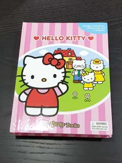 Hello Kitty Board Book with Toys.