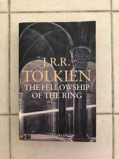 JRR TOLKIEN THE FELLOWSHIP OF THE RING
