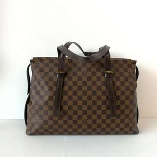 Authentic Louis Vuitton Chelsea Bag