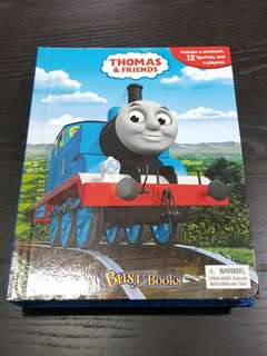 Thomas And Friends Board Books with Toys