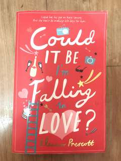 Could It Be Falling In Love Book