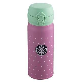 Starbucks 星巴克 : 草莓派對不銹鋼杯 tumbler