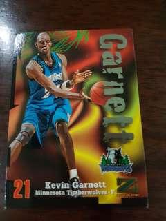 NBA card - Garnett